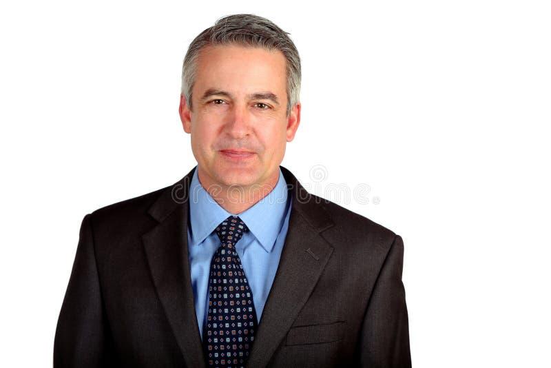 Homme d'affaires mûres photo libre de droits
