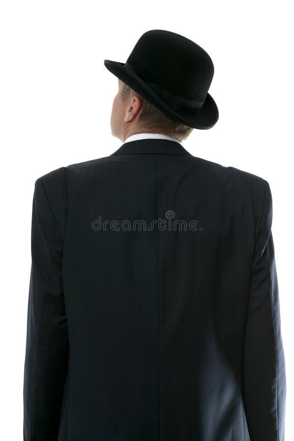 Homme d'affaires recherchant photo stock