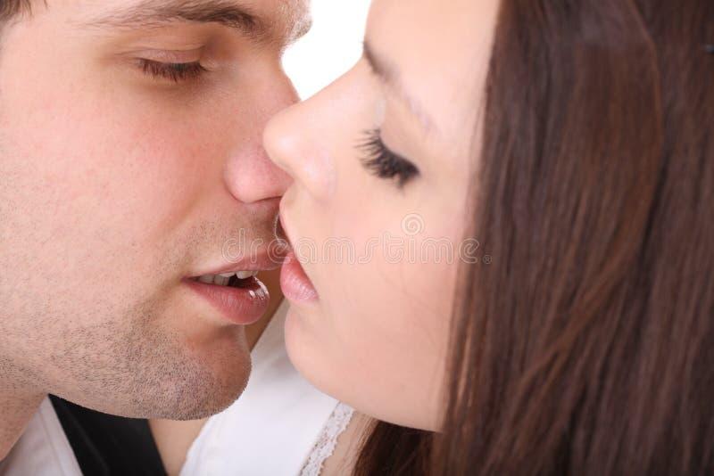 homme d'amour de fille de couples photographie stock libre de droits