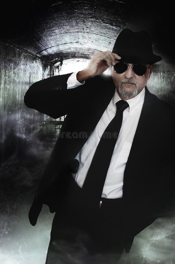 Homme dangereux photos stock