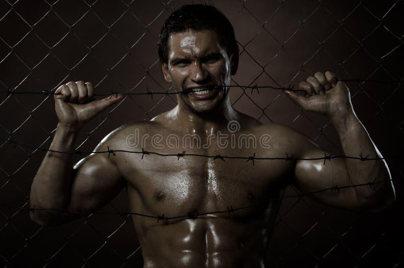 Homme de criminel photos libres de droits