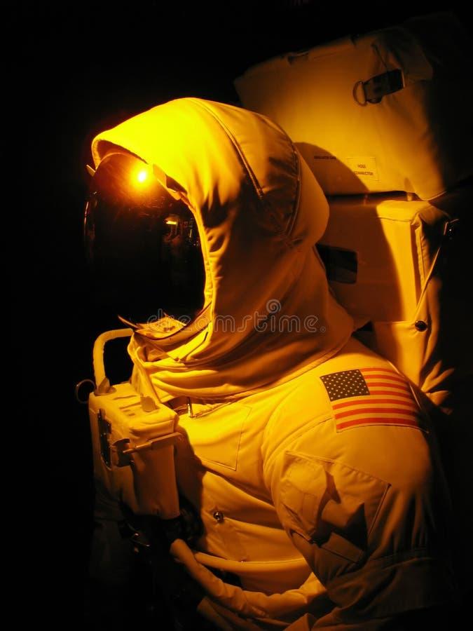 Homme de l'espace photos stock