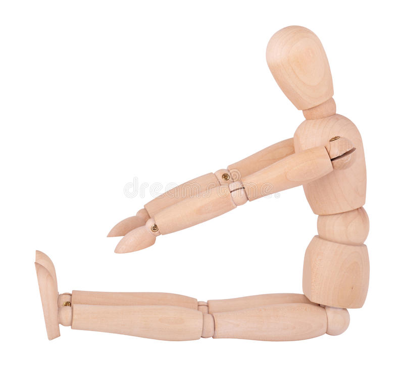 Homme de la forme physique training photos stock