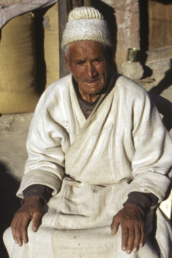 Homme de Ladakhi photos libres de droits