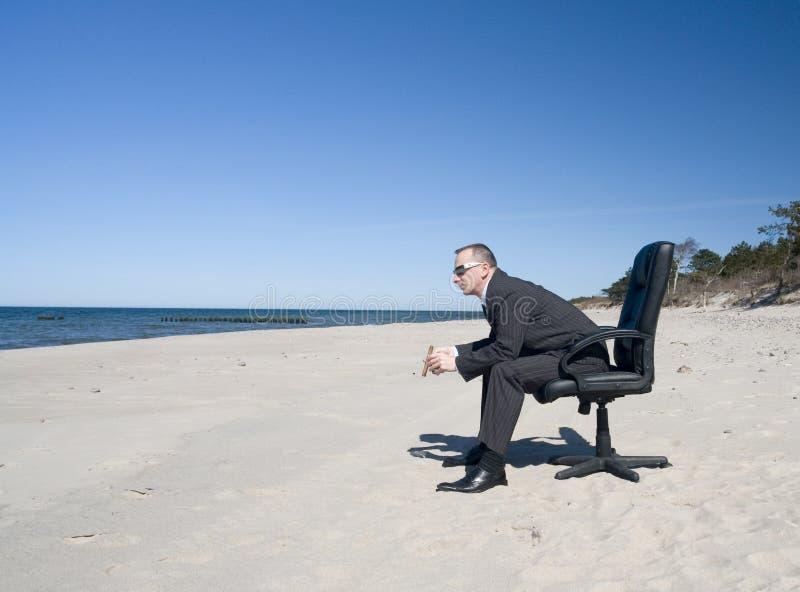 homme de plage photo libre de droits