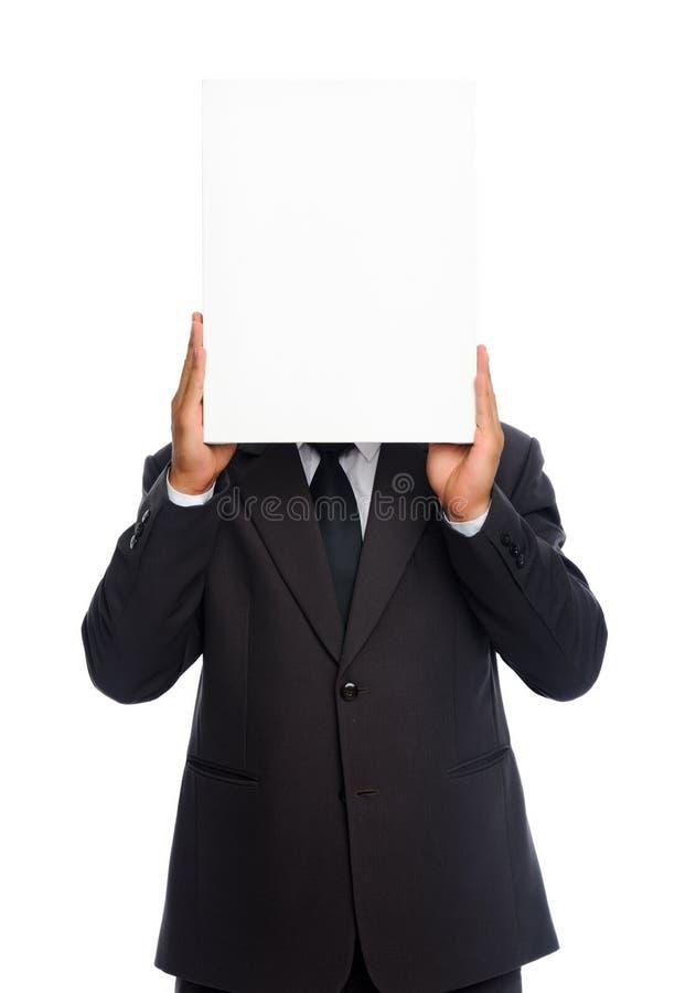 Homme de signe images libres de droits