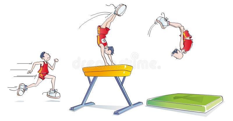 image drole gymnastique