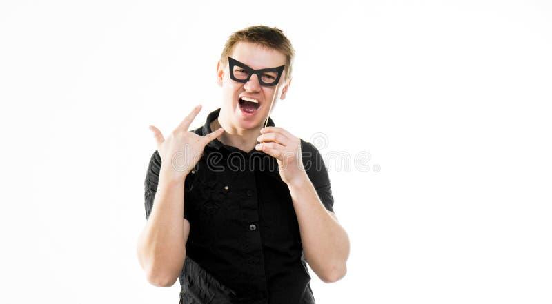 Homme drôle images libres de droits