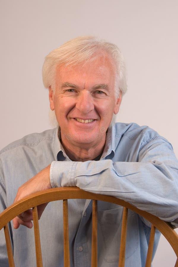 Homme entre deux âges photos libres de droits