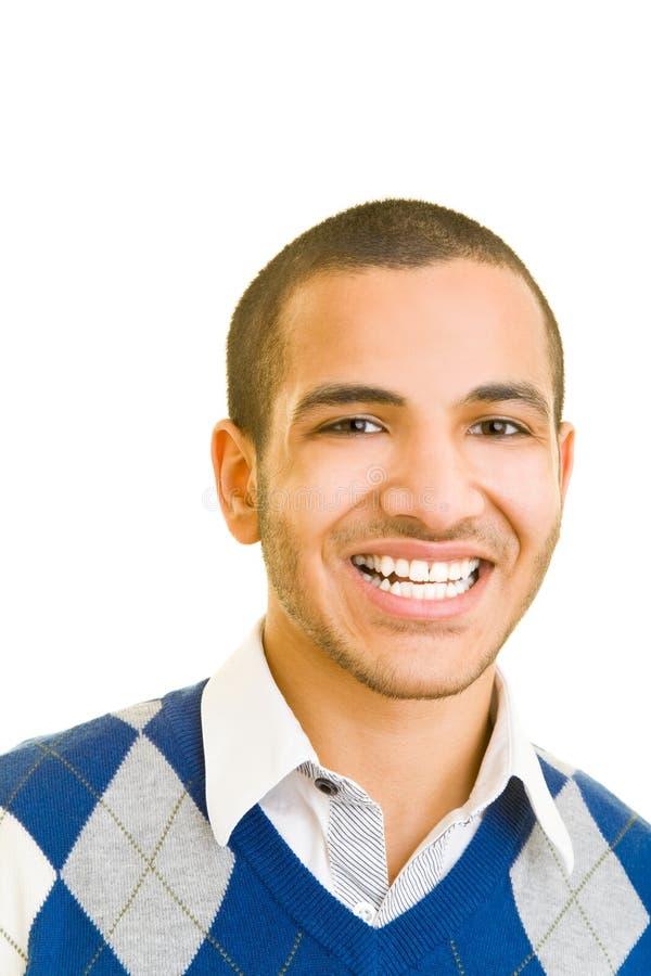 Homme heureux photos stock