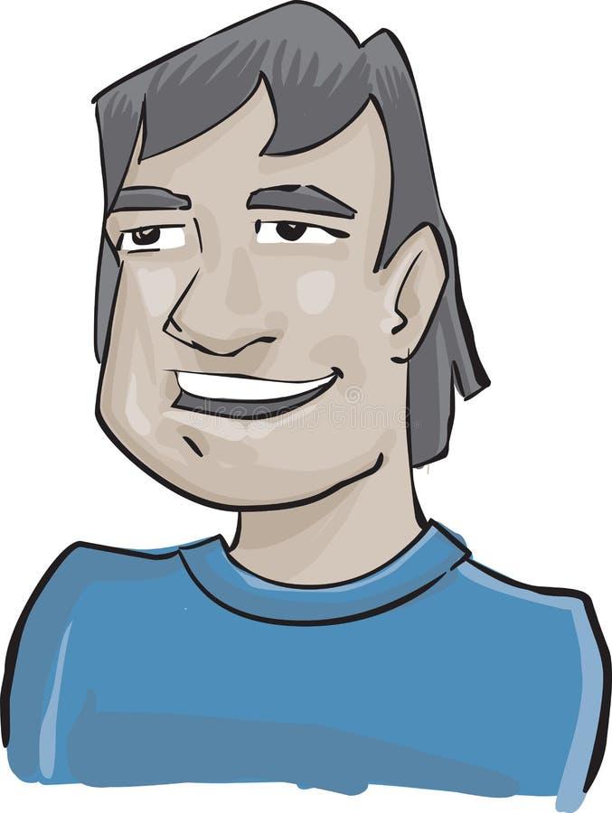 Homme indien illustration de vecteur