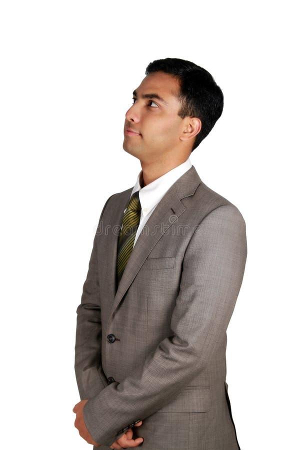 Homme indien d'affaires. photos stock