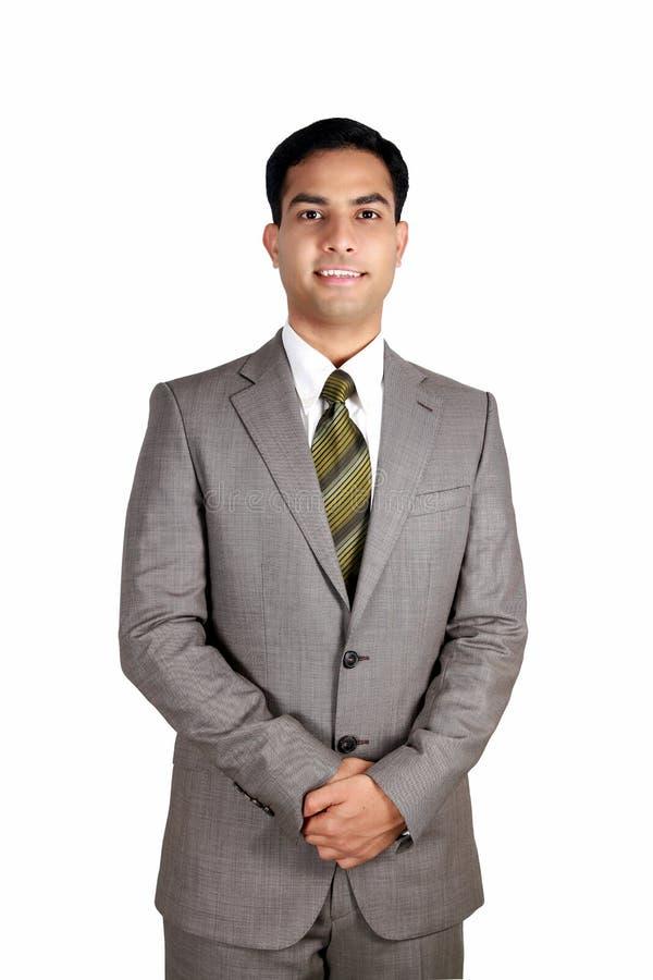 Homme indien d'affaires. photo stock