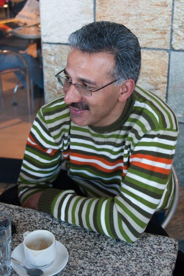 Homme iranien images libres de droits