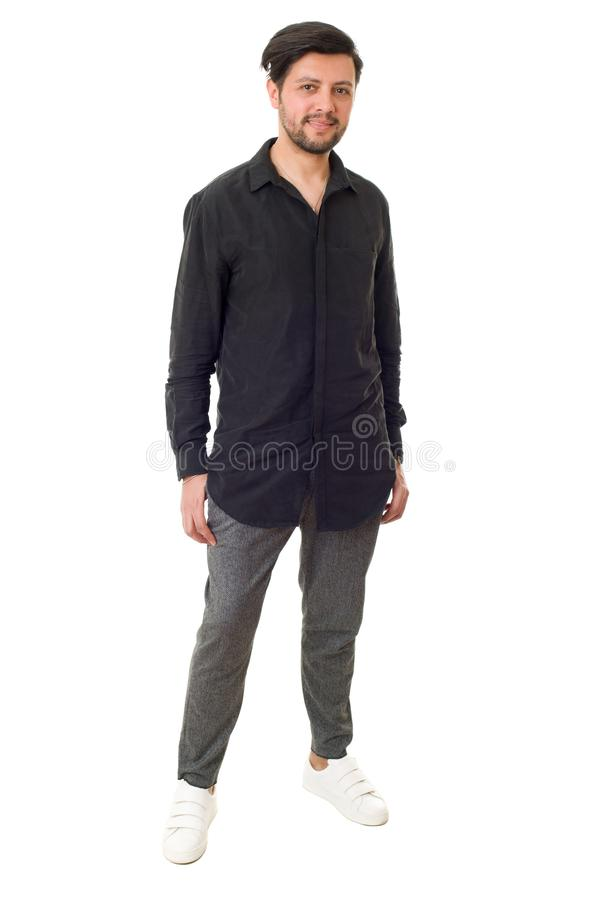 Homme occasionnel photos stock