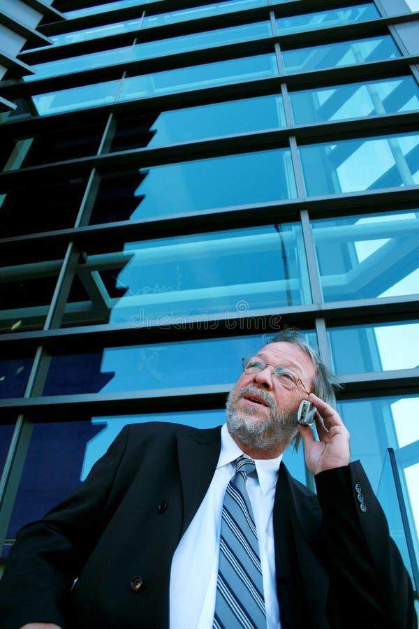Homme occupé d'affaires photos libres de droits