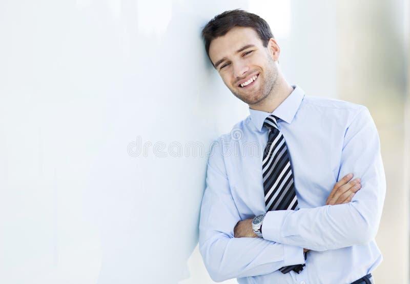 Homme réussi d'affaires image libre de droits