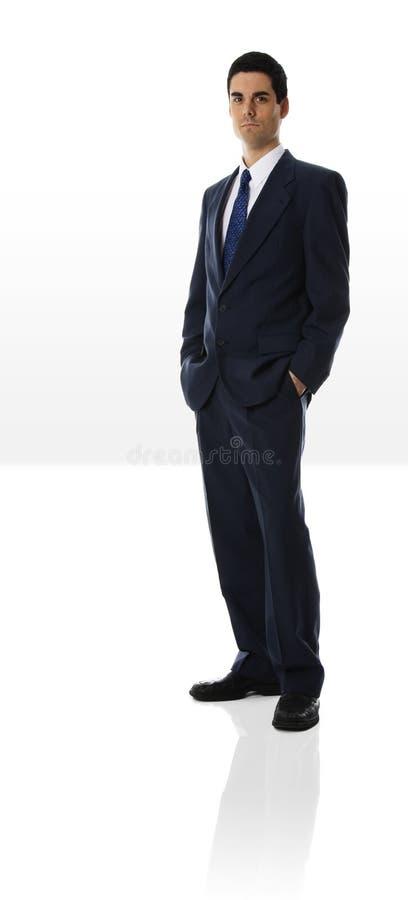 Homme sérieux photographie stock