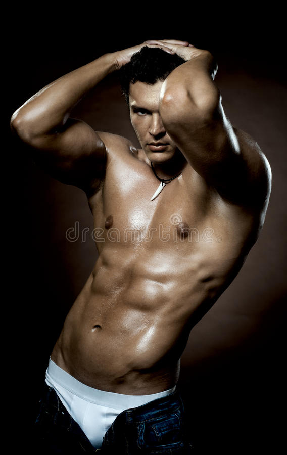Homme sexy images stock