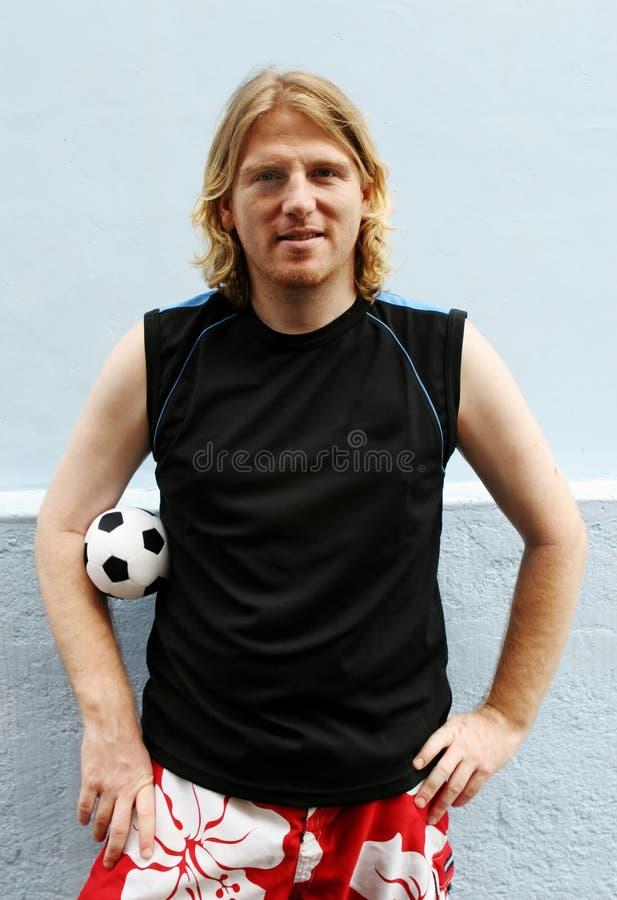 Homme sportif images libres de droits