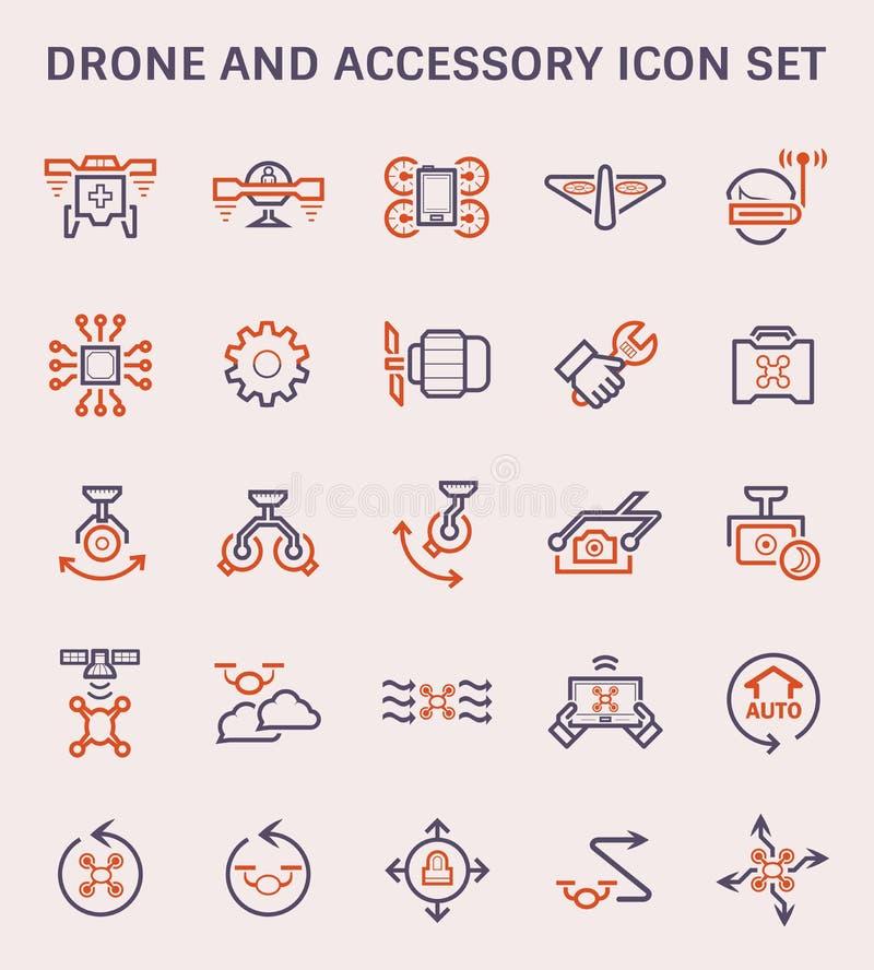 Hommel bijkomend pictogram vector illustratie
