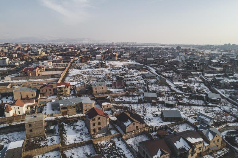 Hommel van Yerevan wordt geschoten die stock afbeeldingen