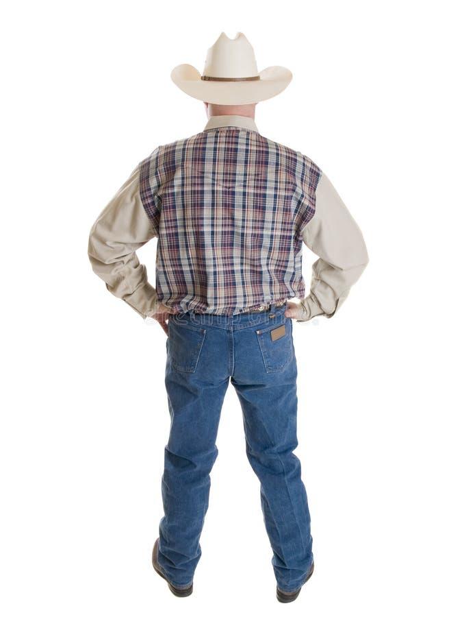 Hommes - cowboy images libres de droits
