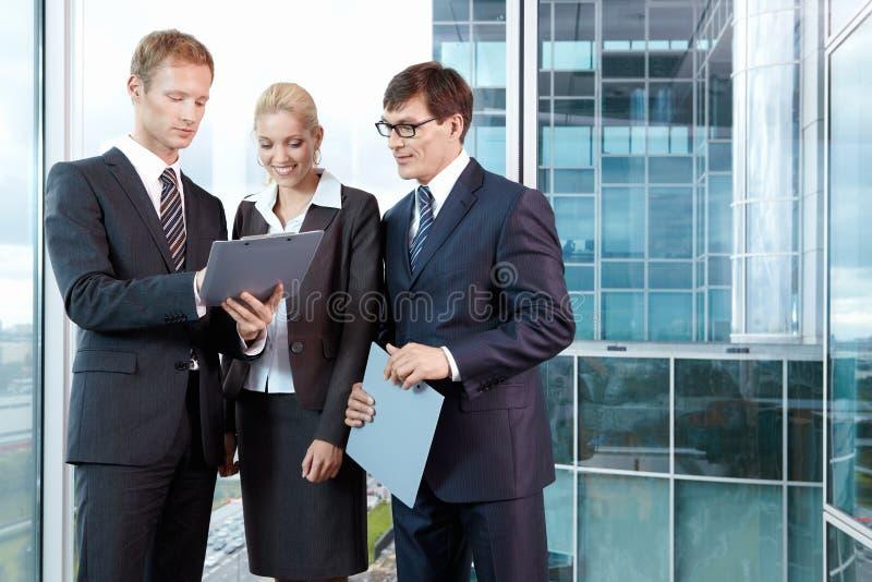 Hommes d'affaires image stock
