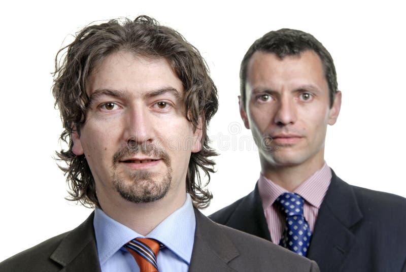 Hommes D Affaires Photo stock