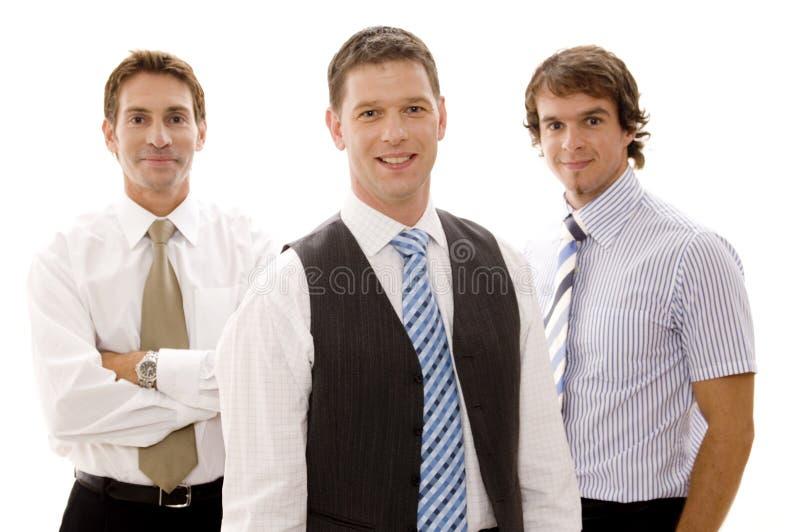 Hommes D Affaires Image libre de droits