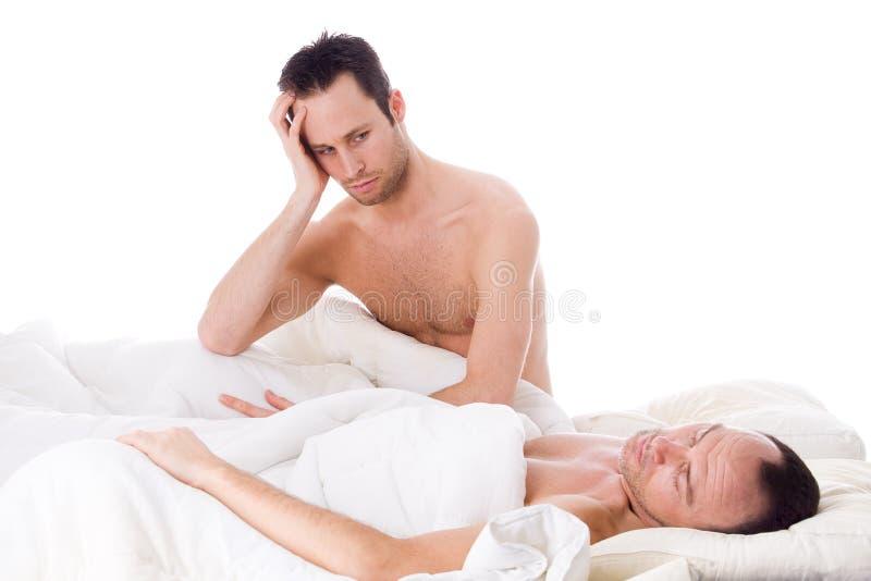 homoförhållandeproblem royaltyfri fotografi