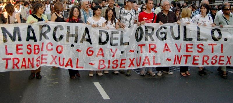 homoseksualna duma obrazy stock