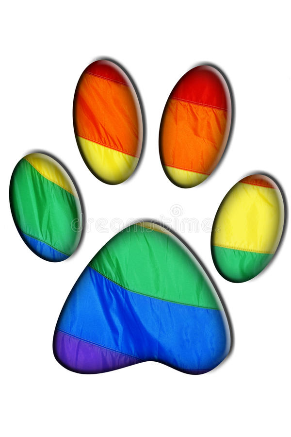 Homosexueller Bär lizenzfreie stockbilder