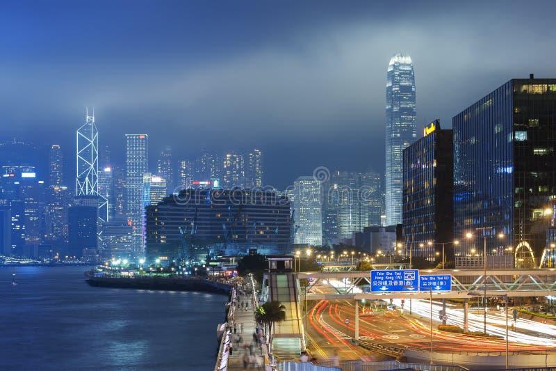 Hon Kong fotografia stock