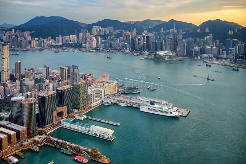 Hon Kong fotos de stock