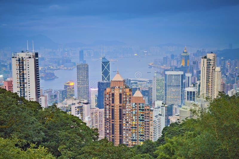 Hon Kong foto de archivo libre de regalías