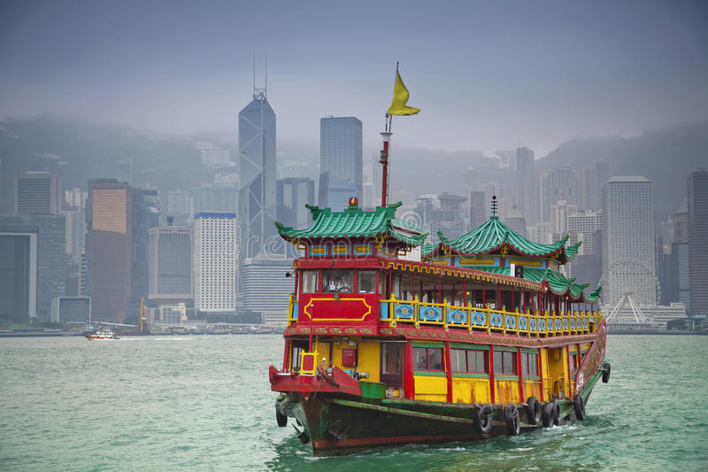 Hon Kong royalty-vrije stock foto's