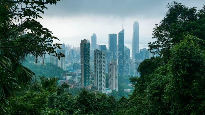 Hon Kong immagini stock