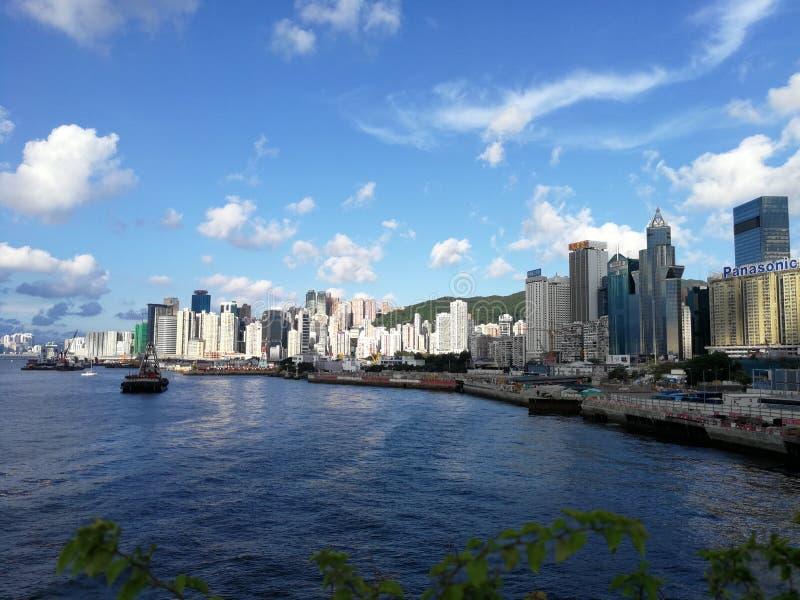 Hon Kong imagen de archivo