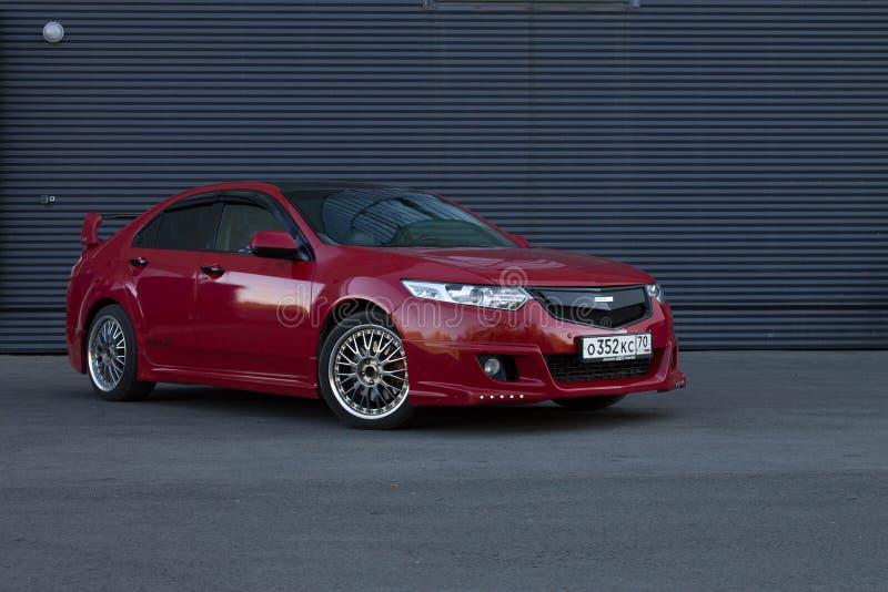 Honda Accord Mugen immagini stock