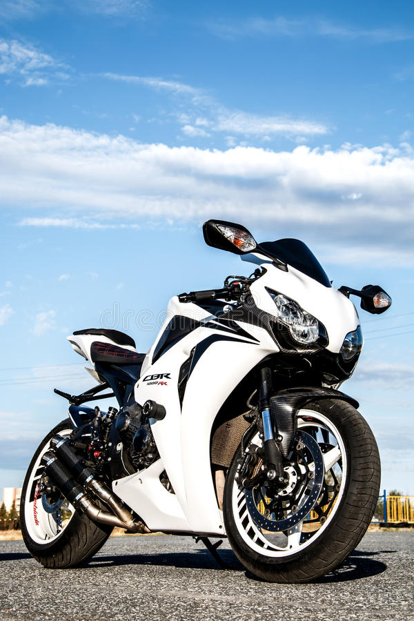 Honda CBR-1000RR photos stock