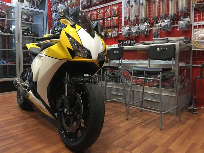 Honda Cbr 1000rr stock foto's
