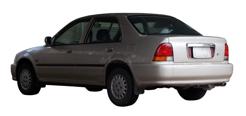 Honda City 2002 royalty free stock image