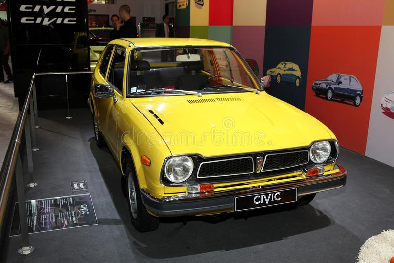 Honda Civic στοκ εικόνα