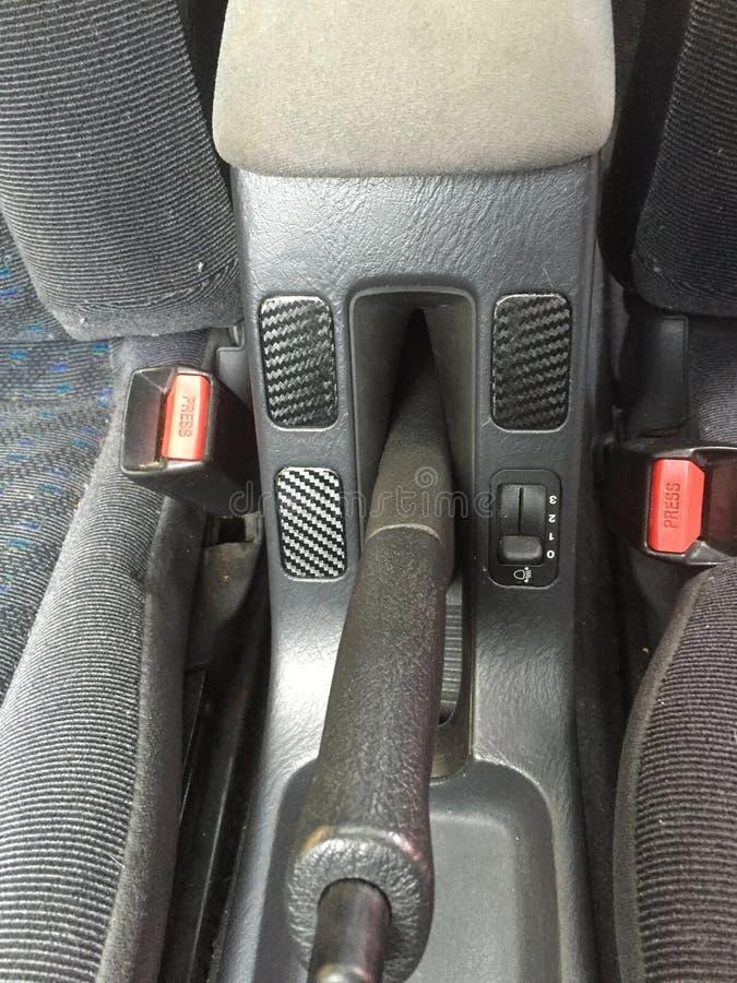Honda Civic EJ9 fotografia stock libera da diritti