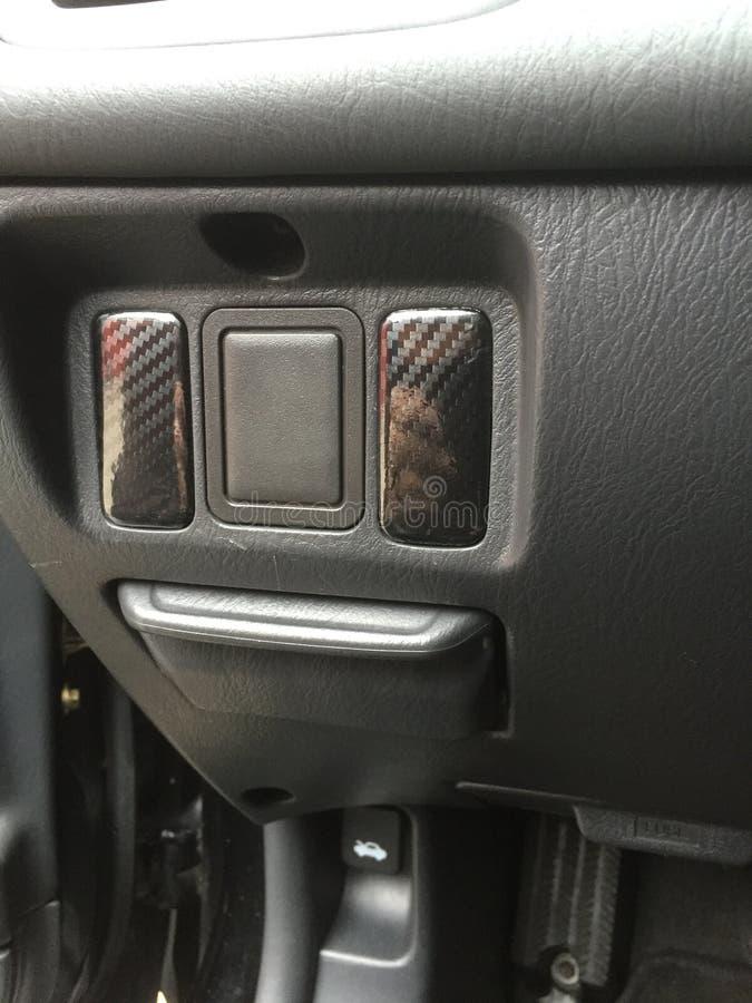 Honda civic EJ9 stock image