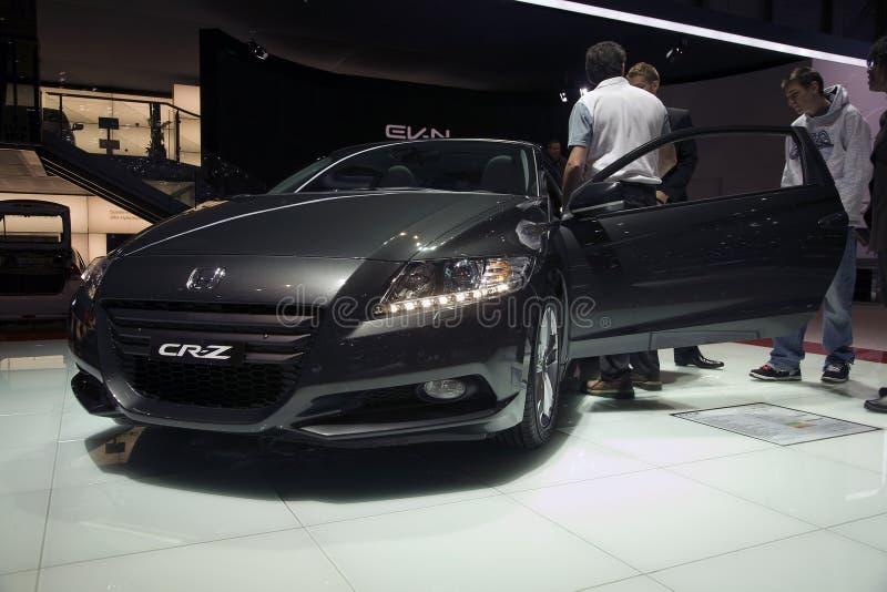 Download Honda CR-Z editorial stock image. Image of carmaker, aggressive - 13312699