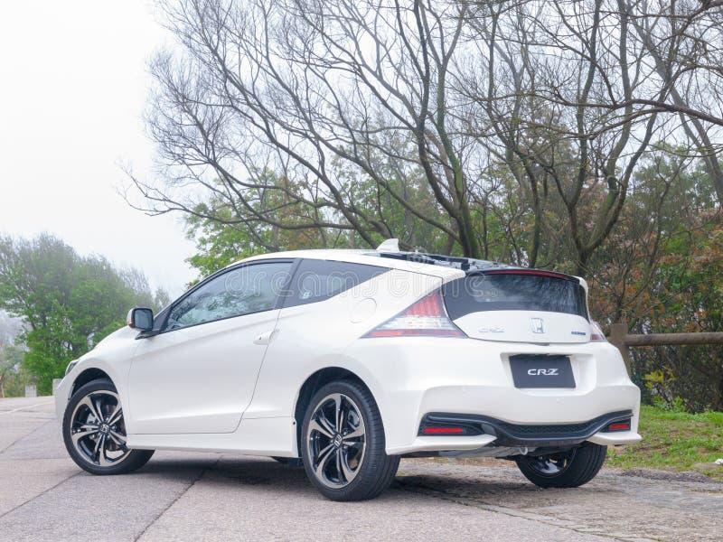 Honda CRZ 2016 fotografia de stock
