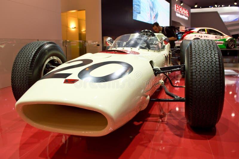 Honda formula 1 Geneva 2014 stock photography