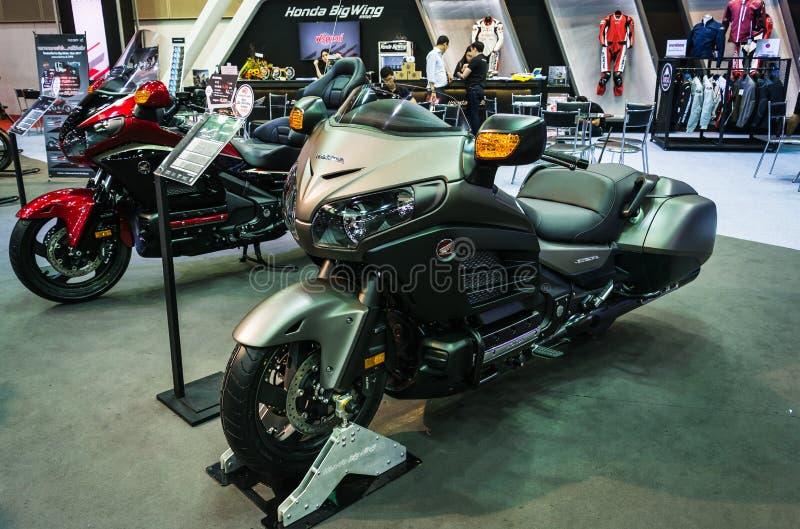 Honda Gold Wing F6R fotografia stock